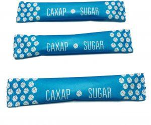 Сахар 5 грамм с логотипом